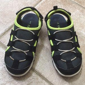 Carter's Boys Closed Toe Back Strap Sandals